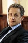 Nicolas Sarkozy of France (1955-)