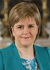 Nicola Sturgeon of Scotland (1970-)
