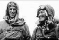 Sir Edmund Hillary (1919-2008) and Tensing Norkay (1914-86)