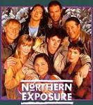 'Northern Exposure', 1990-6