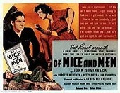 'Of Mice and Men', 1939