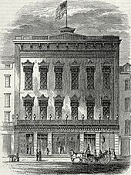 Old Broadway Theatre, 1847