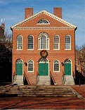Old Town Hall, Salem, Mass., 1816-17
