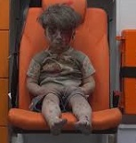 Omran Daqneesh of Syria (2011-), Aug. 17, 2016
