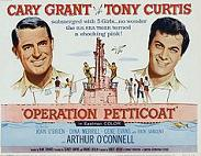 'Operation Petticoat', 1959