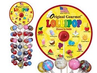 Original Gourmet Lollipops, 2000
