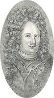 Swedish Gen. Count Otto Vellingk (1649-1708)