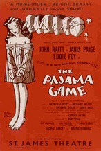 'The Pajama Game', 1954