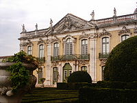Palace of Queluz, 1747