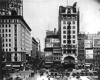 The Palace Theatre, Broadway, 1913