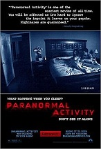 'Paranormal Activity', 2007