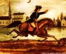Paul Revere's Ride, Apr. 18, 1775