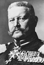 Paul von Hindenburg of Germany (1847-1934)