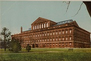 Pension Bldg., Washington, D.C., 1887