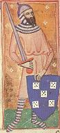 Count Peter I of Urgell (1187-1258)