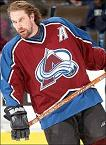Peter Forsberg of Sweden (1973-)
