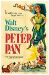'Walt Disneys Peter Pan', 1953