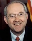 Phil Gramm of the U.S. (1942-)