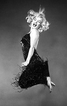 'Marilyn Monroe', by Philippe Halsman (1906-79)