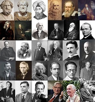 Famous Physicists