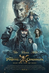 'Pirates of the Caribbean: Dead Men Tell No Tales', 2017