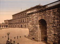 Pitti Palace, 1458
