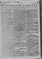 Pittsburgh Post-Gazette, 1786