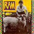 'Ram' by Paul McCartney (1942-) and Linda McCartney (1941-98), 1971