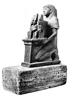 Egyptian High Priest Ramessesnakht