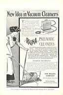 Regina Pneumatic Cleaner Ad