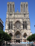 Reims Cathedral, 1211