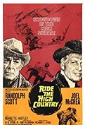 'Ride the High Country', 1962