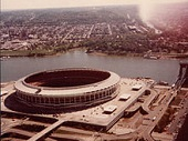 'Riverfront Stadium, 1970