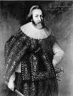 British Adm. Sir Robert Mansell (1573-1656)