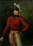 British Maj.-Gen. Robert Ross (1766-1814)