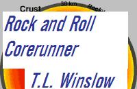 'Rock and Roll Corerunner' by T.L. Winslow (TLW) (1953-), 2000