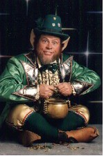 Rocky the Leprechaun