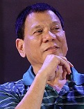 Rodrigo Duterte of Philippines (1945-)