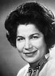 Romana Acosta Bañuelos of the U.S. (1925-)