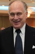 Ronald Lauder of the U.S. (1944-)