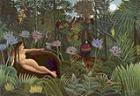 'The Dream' by Henri Rousseau (1844-1910), 1910