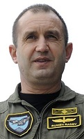 Gen. Rumen Radev of Bulgaria (1963-)