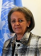 Sahle-Work Zewde of Ethiopia (1950-)