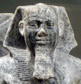 Egyptian Pharaoh Sahure (d. -2446)