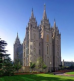 Salt Lake Temple, 1853-93