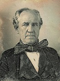 Sam Houston of the U.S. (1793-1863)
