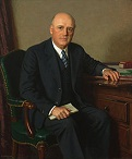 Sam Rayburn of the U.S. (1882-1961)