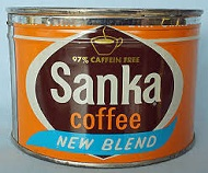 Sanka brand coffee, 1923