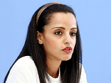Saswan Chebli of Germany