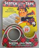 Scotch Tape, 1930